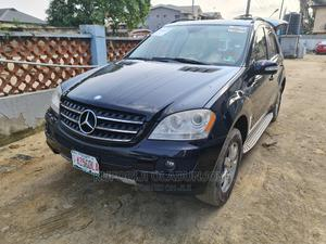 Mercedes-Benz M Class 2007 ML 350 4Matic Black | Cars for sale in Lagos State, Yaba