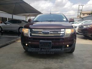 Ford Edge 2009 Brown   Cars for sale in Lagos State, Ikeja