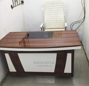 Imported Executive Office Table With the Director Chair | Furniture for sale in Lagos State, Lekki