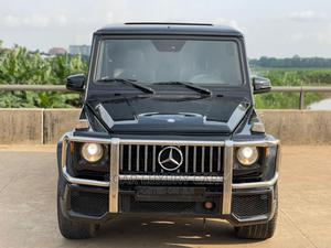 Mercedes-Benz G-Class 2011 Black | Cars for sale in Abuja (FCT) State, Central Business District