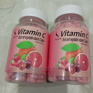 VITAMIN C(Fruit and Vegetable Vit C) | Vitamins & Supplements for sale in Lagos State, Amuwo-Odofin