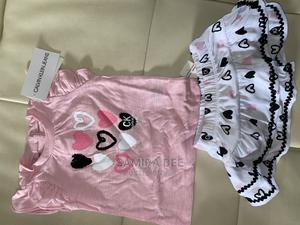 Calvin Klein Baby Girl Set | Children's Clothing for sale in Lagos State, Ajah