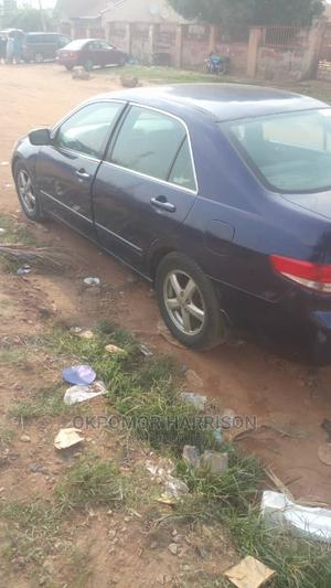 Honda Accord 2005 Automatic Blue | Cars for sale in Abuja (FCT) State, Lugbe District