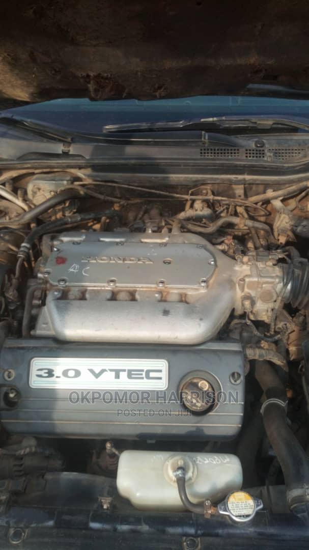 Archive: Honda Accord 2005 Automatic Blue