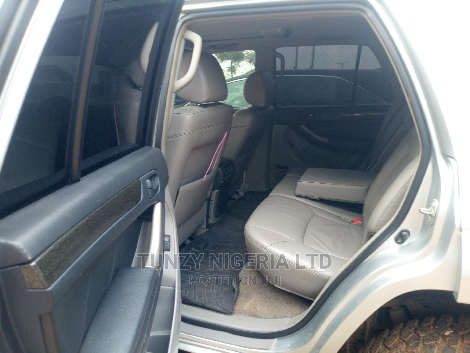 Toyota 4-Runner 2003 4.7 Silver | Cars for sale in Gwarinpa, Abuja (FCT) State, Nigeria