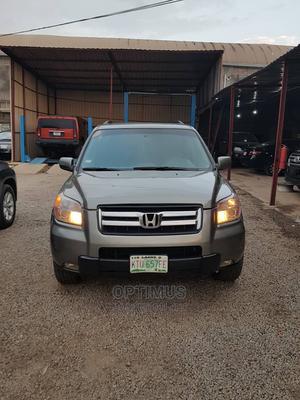 Honda Pilot 2008 EX-L 4x4 (3.5L 6cyl 5A) Brown | Cars for sale in Abuja (FCT) State, Garki 2