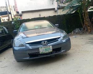 Honda Accord 2004 2.4 Type S Automatic Gray | Cars for sale in Rivers State, Port-Harcourt