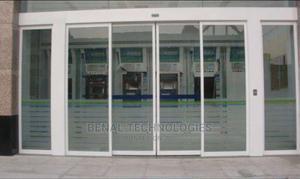 Sensor Automatic Sliding Glass Door in Benin and Environs   Doors for sale in Edo State, Benin City