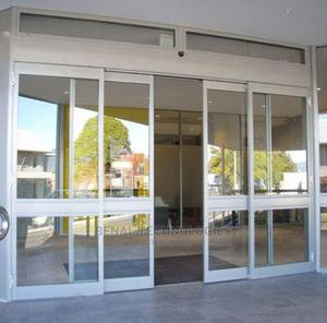 Sensor Automatic Sliding Glass Door in Delta State Nigeria   Doors for sale in Delta State, Oshimili South