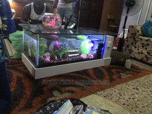 Centre Table White Aquarium | Fish for sale in Lagos State, Ikeja