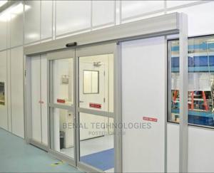 Sensor Automatic Sliding Glass Door in Ibadan and Nigeria   Doors for sale in Oyo State, Ibadan