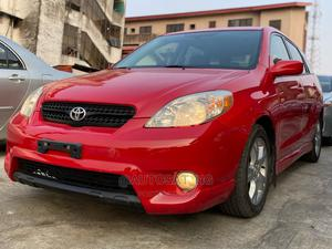 Toyota Matrix 2006 Red   Cars for sale in Lagos State, Ikeja