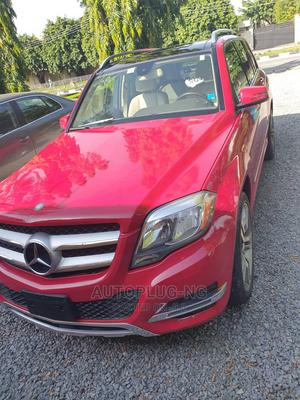 Mercedes-Benz GLK-Class 2014 350 4MATIC Red | Cars for sale in Lagos State, Lekki