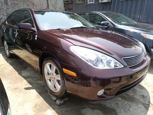 Lexus ES 2005 330 Red | Cars for sale in Lagos State, Apapa