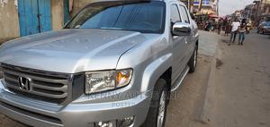 Honda Ridgeline 2009 Silver | Cars for sale in Lagos State, Yaba