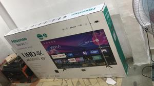 65 Inches Hisense Smart Television Set   TV & DVD Equipment for sale in Lagos State, Ikeja