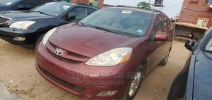 Toyota Sienna 2008 XLE Limited 4WD Red   Cars for sale in Lagos State, Amuwo-Odofin
