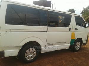 Toyota HiAce 2002 White | Buses & Microbuses for sale in Kogi State, Dekina