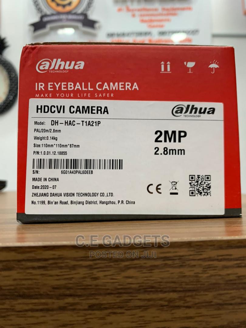 High Resolution CCTV Surveillance Indoor Camera