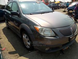 Pontiac Vibe 2006 AWD Brown | Cars for sale in Lagos State, Apapa