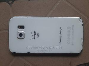Samsung Galaxy S6 edge 32 GB White | Mobile Phones for sale in Oyo State, Ibadan