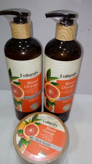 WATSONS Blood Orange Whitening Body Lotion,Shower Gel Serub   Bath & Body for sale in Lagos State, Amuwo-Odofin