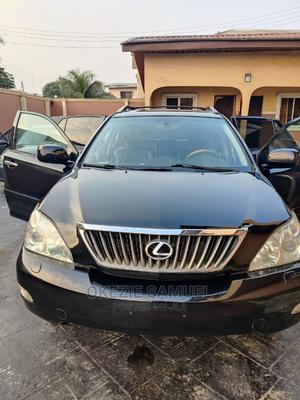 Lexus RX 2008 350 AWD Black | Cars for sale in Rivers State, Port-Harcourt