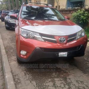 New Toyota RAV4 2014 Red | Cars for sale in Abuja (FCT) State, Gudu