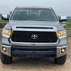 Toyota Tundra 2008 Silver | Cars for sale in Abuja (FCT) State, Central Business District