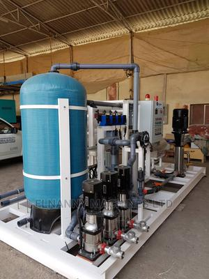 American Reverse Osmosis Water Treatment System 100,000L.   Manufacturing Equipment for sale in Lagos State, Ajah
