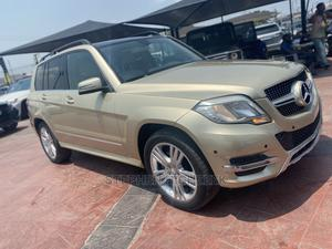 Mercedes-Benz GLK-Class 2014 350 4MATIC Gold | Cars for sale in Lagos State, Ajah