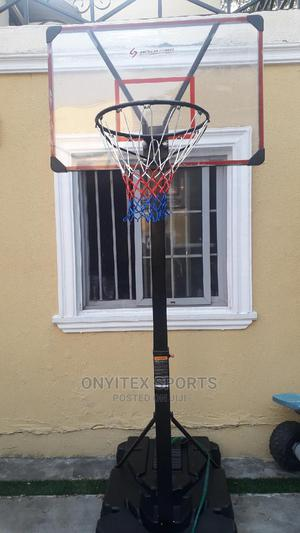 Standard Movable Basket Ball Stand | Sports Equipment for sale in Lagos State, Ajah