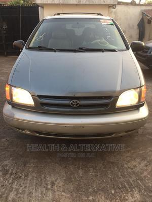 Toyota Sienna 1998 XLE Green   Cars for sale in Lagos State, Ojodu