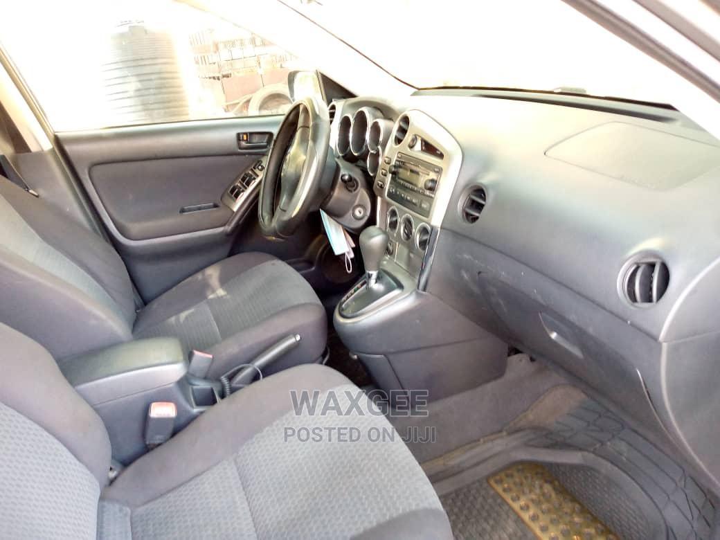 Archive: Toyota Matrix 2007 Gray