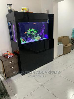 Aquarium With Sump Filtration System | Fish for sale in Lagos State, Victoria Island