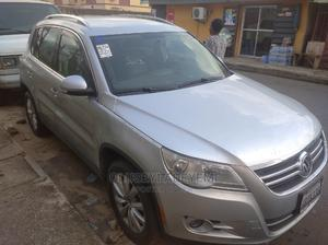 Volkswagen Tiguan 2011 S Automatic Silver   Cars for sale in Lagos State, Ikeja