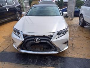 Lexus ES 2017 350 FWD White   Cars for sale in Lagos State, Ikeja
