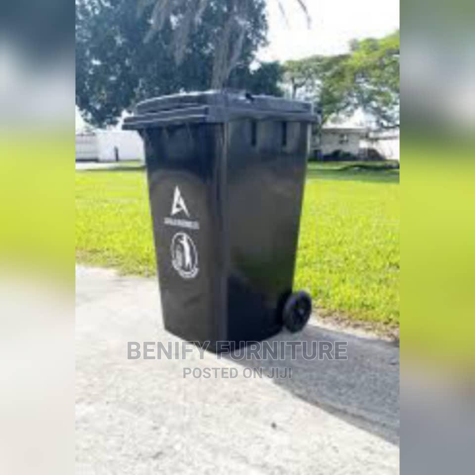 240l Plastic Waste/ Trash Bin   Home Accessories for sale in Lagos Island (Eko), Lagos State, Nigeria