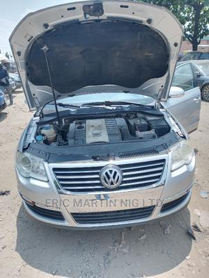 Volkswagen Passat 2008 2.0 Turbo Silver | Cars for sale in Lagos State, Surulere