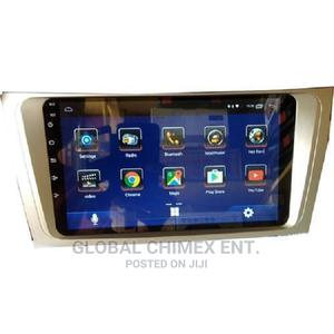 Car Android GPS Navigation Stereo for Toyota Camry + Camera   Vehicle Parts & Accessories for sale in Lagos State, Ojo