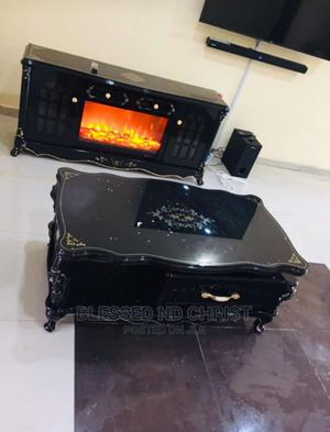 Royal TV Stend and Centre Table   Furniture for sale in Lagos State, Ibeju