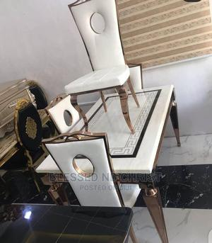 Dinning Table Marble   Furniture for sale in Lagos State, Ibeju