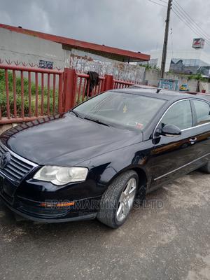 Volkswagen Passat 2008 2.0 Turbo Black | Cars for sale in Lagos State, Surulere