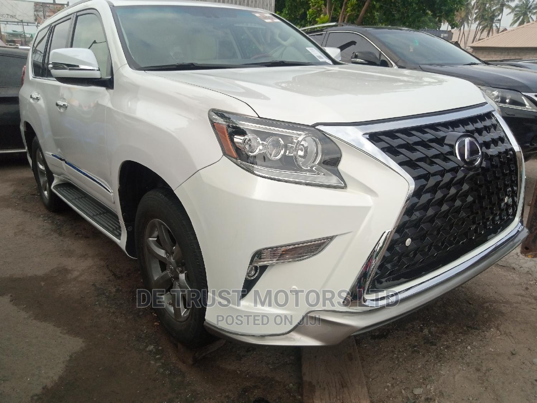 Lexus GX 2014 460 Luxury White