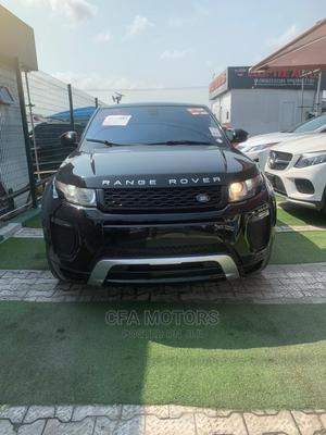 Land Rover Range Rover Evoque 2015 Black | Cars for sale in Lagos State, Amuwo-Odofin