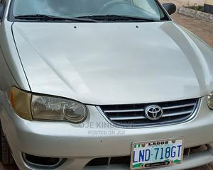 Toyota Corolla 2002 1.8 Sedan Automatic Silver | Cars for sale in Ogun State, Abeokuta South