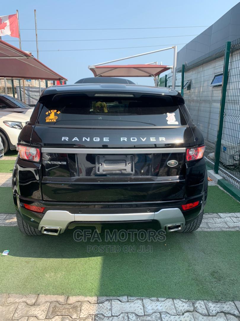 Land Rover Range Rover Evoque 2015 Black   Cars for sale in Amuwo-Odofin, Lagos State, Nigeria