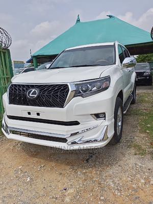 Lexus GX 2005 470 Sport Utility White   Cars for sale in Lagos State, Kosofe