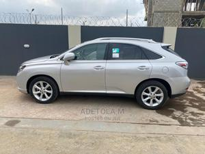 Lexus RX 2012 350 FWD Silver | Cars for sale in Oyo State, Ibadan