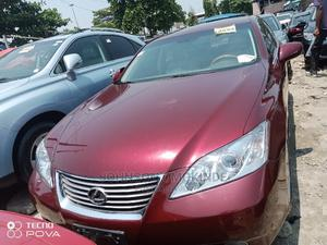 Lexus ES 2008 350 Red | Cars for sale in Lagos State, Apapa